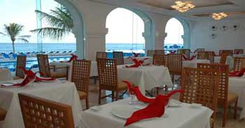 Cozumel Palace Resort Restaurants