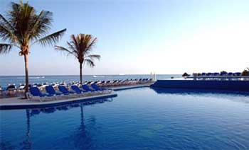 Cozumel Palace Resort Pool